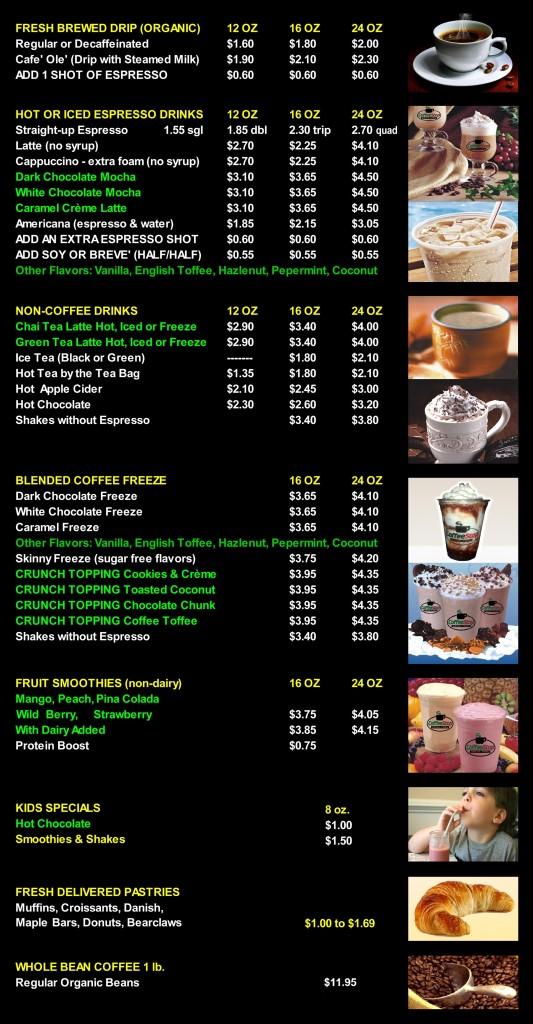 vertical menu 54 x 28 4th